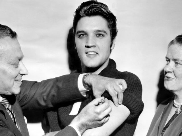 Elvis Presley Inspires COVID-19 Vaccine Search for Celebrity to Ease Fears
