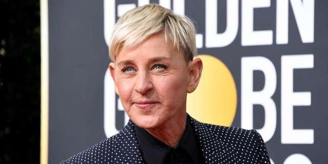 Ellen DeGeneres 62 reveals tested positive coronavirus hiatus after holidays