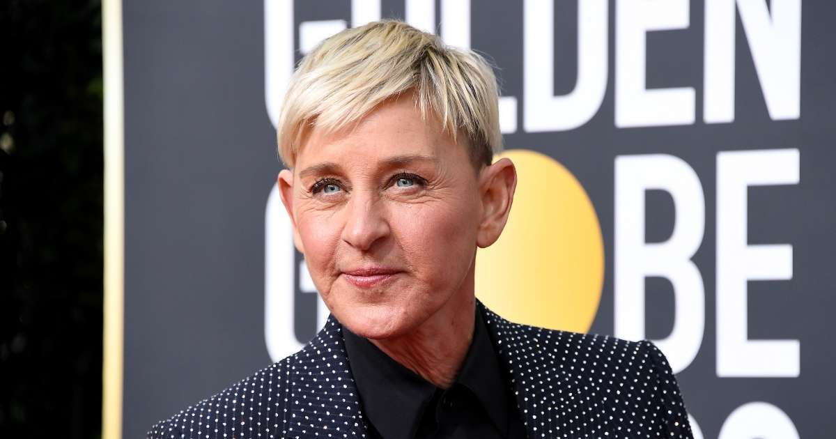 Ellen DeGeneres 62 reveals tested positive coronavirus hiatus after holidays