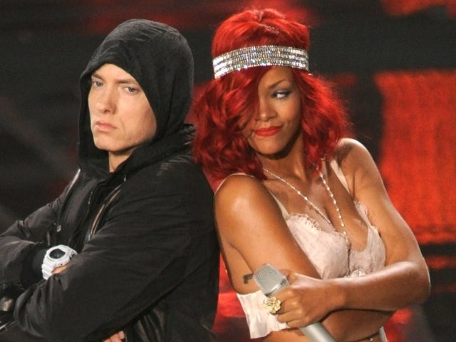Eminem Fans Praise Rapper for Apology to Rihanna Over Leaked Lyrics Referencing Chris Brown