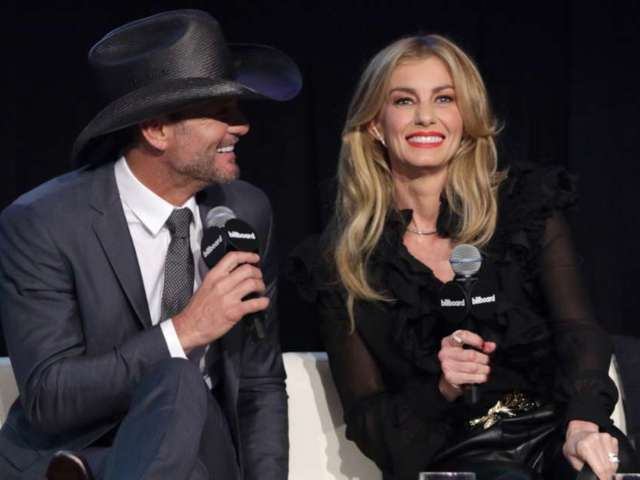 Faith Hill Reveals Amazing Childhood Video of Daughter Audrey McGraw on Her 19th Birthday