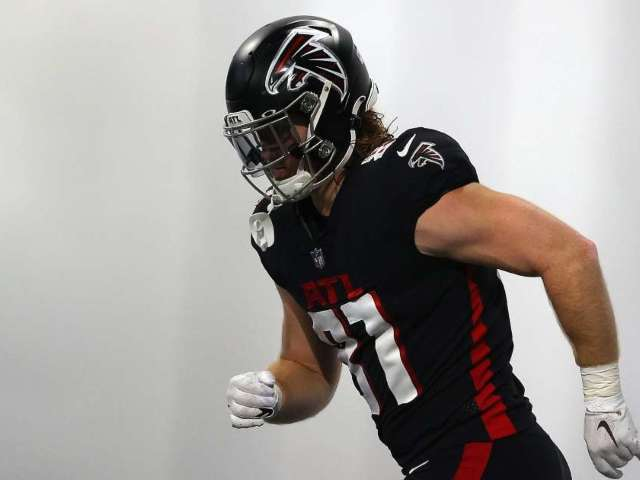 Falcons' Hayden Hurst Opens up About Suicide Attempt
