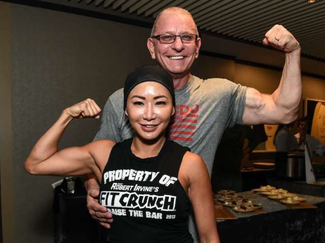 Gail Kim's Fittest Snaps of 2020
