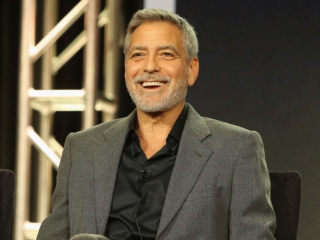 George Clooney Jokes He 'Drinks' to Survive Quarantine With Twin Toddlers