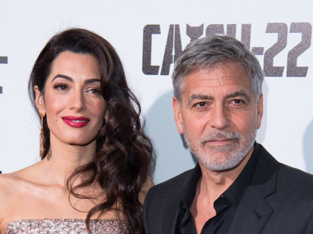 George Clooney Reveals Nutella Prank He Taught His Kids to Play on Wife Amal Clooney