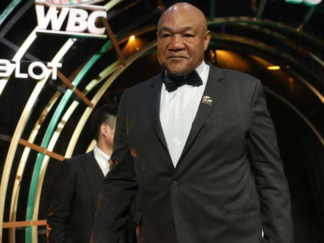 Mike Tyson Could Reclaim Heavyweight Title, George Foreman Says