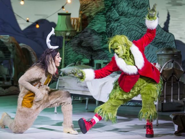'The Grinch' Musical: Matthew Morrison Hypes up Tonight's Show With In-Costume Shots