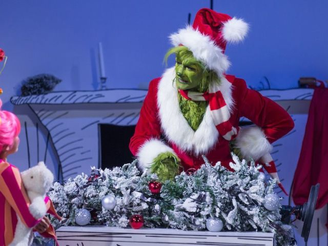 'The Grinch Musical': How to Watch, What Time and What Channel