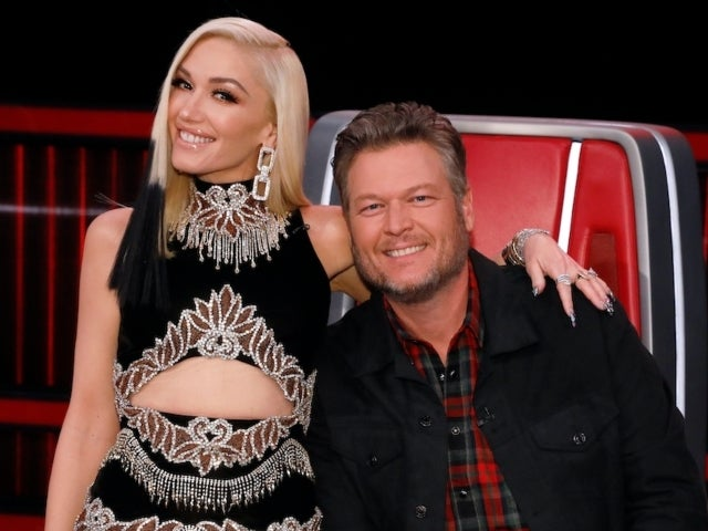 Blake Shelton Jokes Gwen Stefani Is Having Twins on 'The Voice'