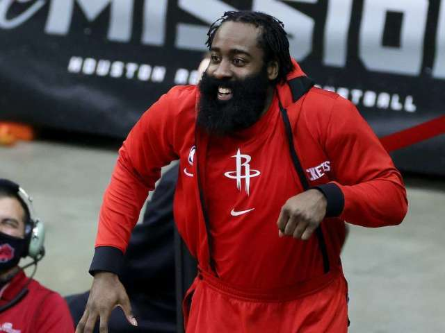 James Harden Fined $50,000 for Attending a Party and Not Wearing a Mask, Rockets Season Opener Delayed