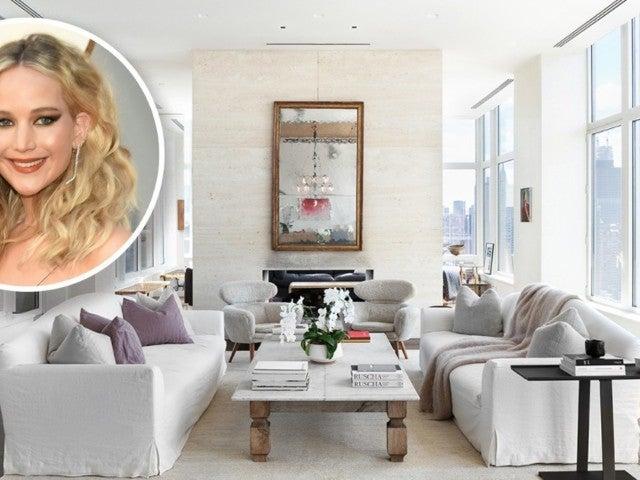 Peek Inside Jennifer Lawrence's $12M Sleek Manhattan Penthouse