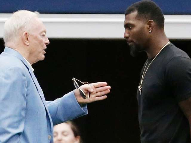 Jerry Jones Reacts to Dez Bryant's NFL Return: 'I Couldn't Be Happier'