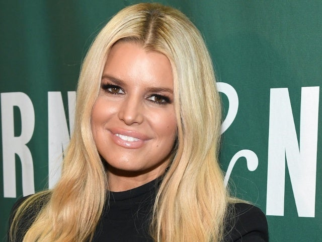 Jessica Simpson and Daughter Maxwell Are Twinning in Matching Christmas Pajamas