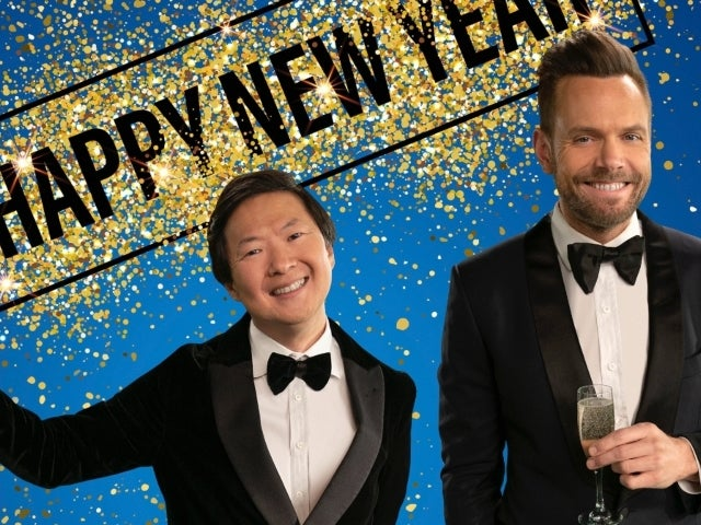Joel McHale Says Ken Jeong Is the 'Easiest' to Roast Ahead of 'New Year's Eve Toast & Roast 2021' (Exclusive)