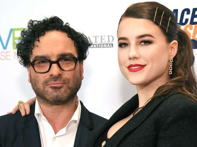 Johnny Galecki and Girlfriend Alaina Meyer Break up Just Before Son's 1st Birthday
