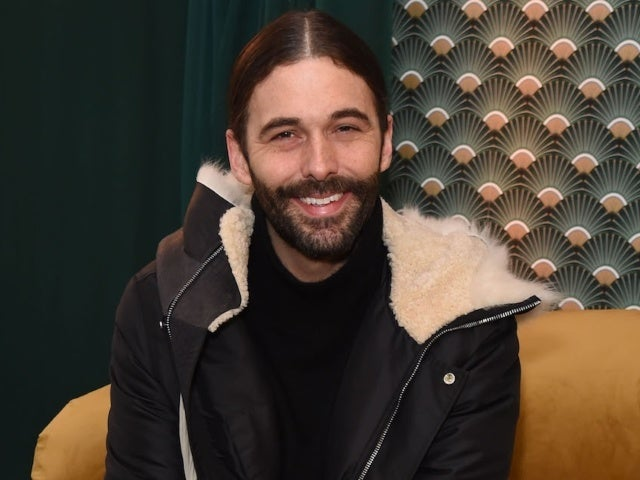 'Queer Eye': How Jonathan Van Ness and His Pets Deal With Holiday Stress (Exclusive)