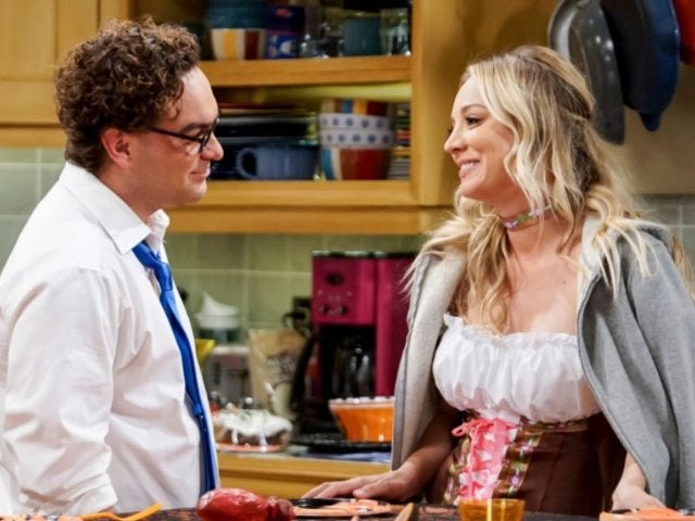 Kaley Cuoco and Johnny Galecki Zoom With Kentucky Children's Hospital Patients in Heartwarming Video