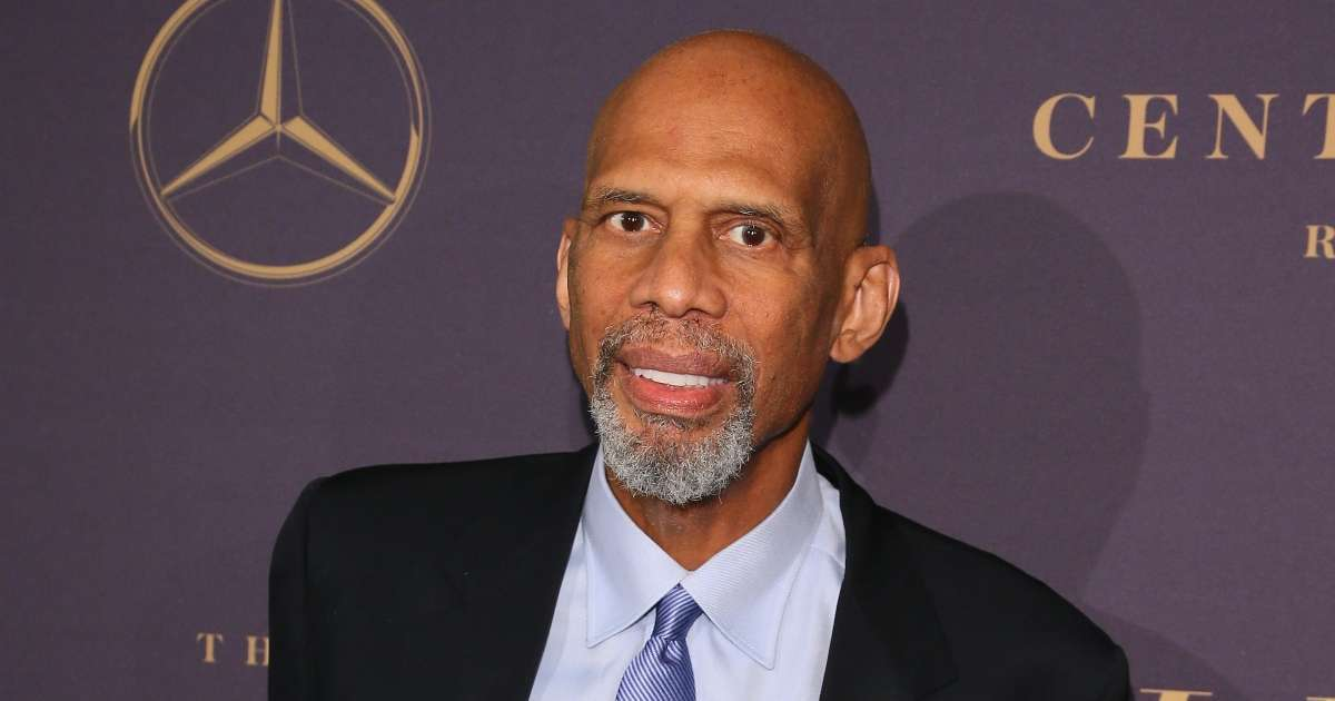 Kareem Abdul-Jabbar racial eqaulity health care prostate healthcare admission