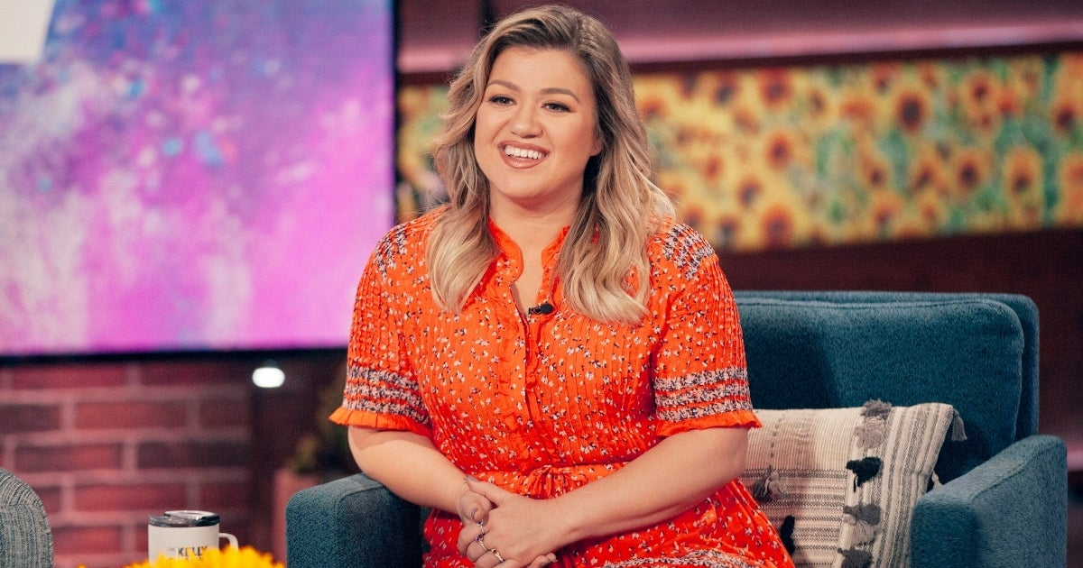 kelly clarkson show getty images nbc