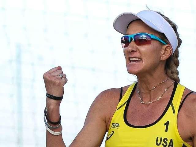 Kerri Walsh Jennings Details Training for Olympics, Impact of Postponed Games (Exclusive)
