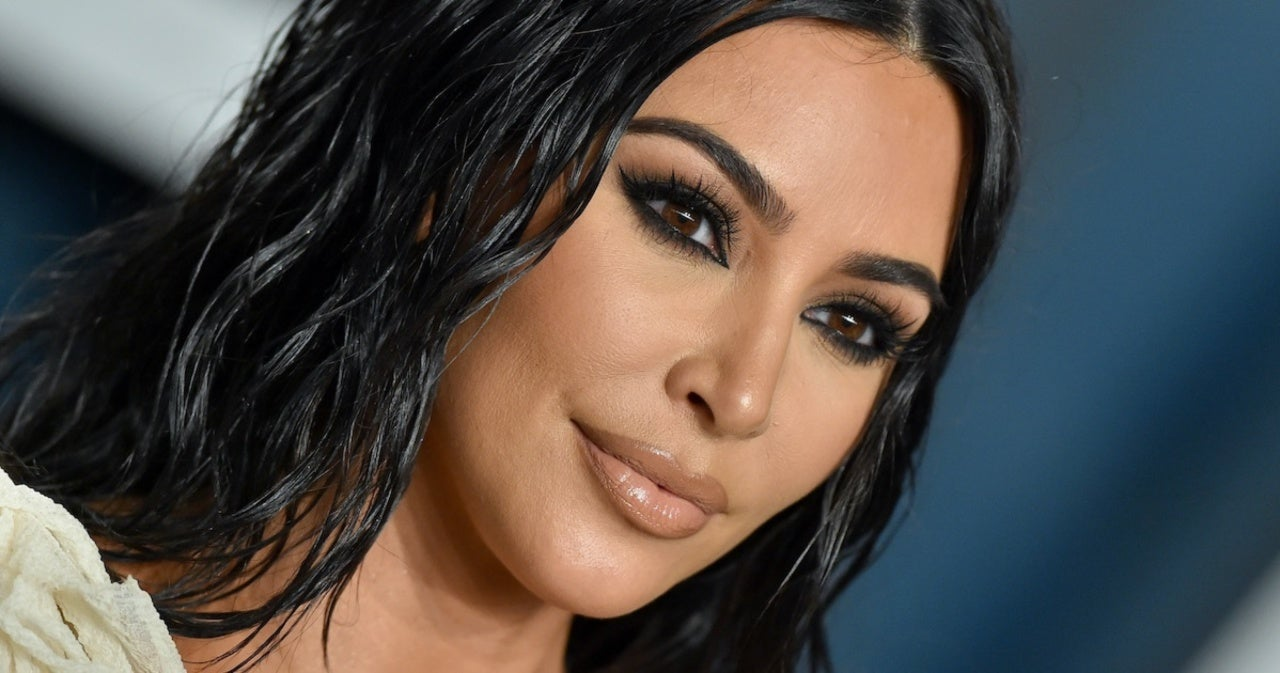 Kim Kardashian Gets Caught Napping in Hairdresser's New Photo.jpg