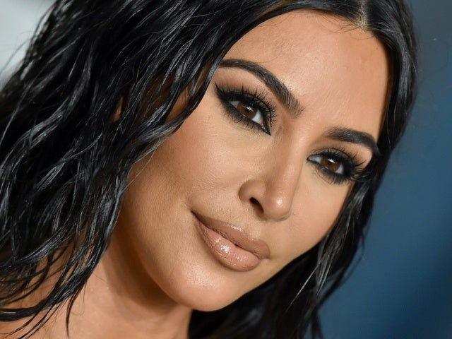 Kim Kardashian Gets Incredible Hulk Comparisons With Christmas Eve Outfit