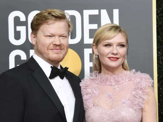 Kirsten Dunst and Husband Jesse Plemons: Photos Together Through the Years