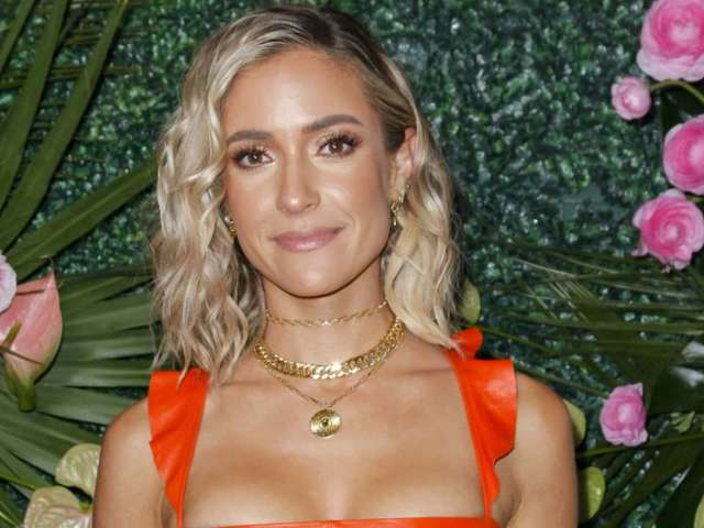 Kristin Cavallari Gets Cheeky With 'Suns out, Buns out' Photo