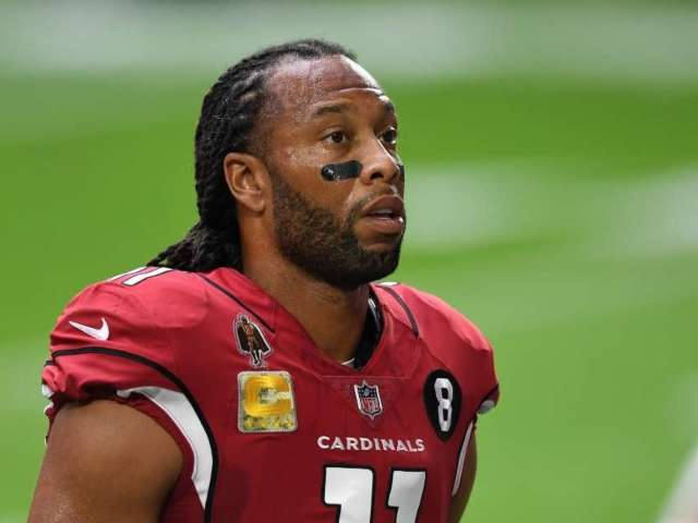 Larry Fitzgerald Says He Lost 9 Pounds, Updated Will While Battling COVID-19