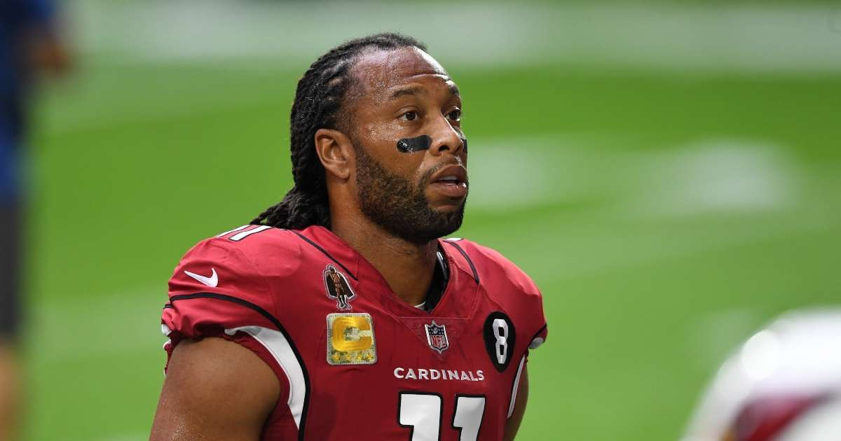 Larry Fitzgerlad says lost 9 pounds updated will battling COVID-19