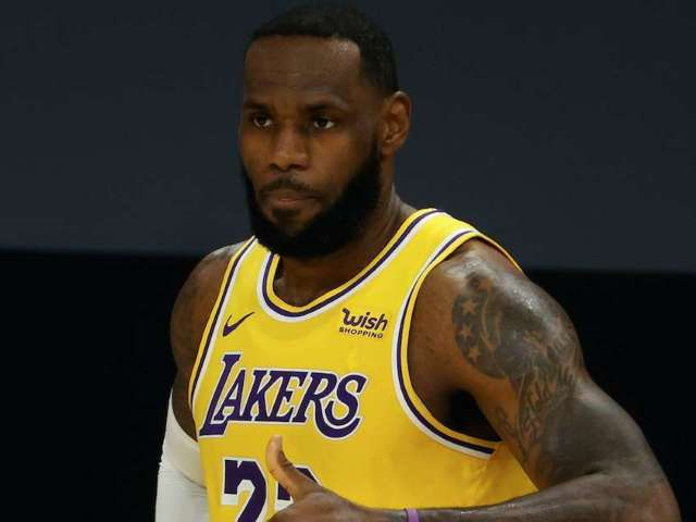 LeBron James: Surgeon General Urges Laker to Receive COVID-19 Vaccine, Lead by Example