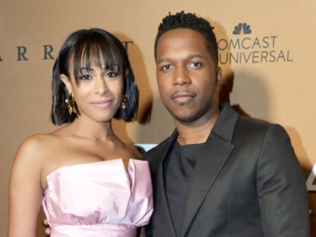 'Hamilton' Star Leslie Odom Jr. Reveals Holiday Plans While Expecting Second Child With Wife Nicolette Robinson (Exclusive)