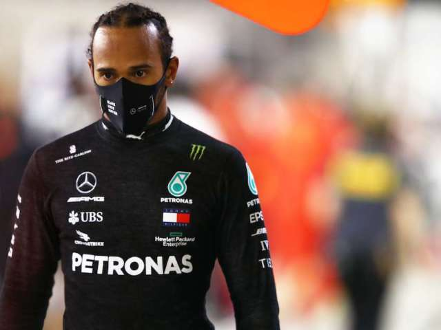 Lewis Hamilton Tests Positive for COVID-19, Will Miss Sakhir GP