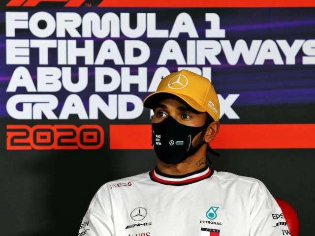 Lewis Hamilton Recovers From COVID-19, Returns for Season-Ending Abu Dhabi GP