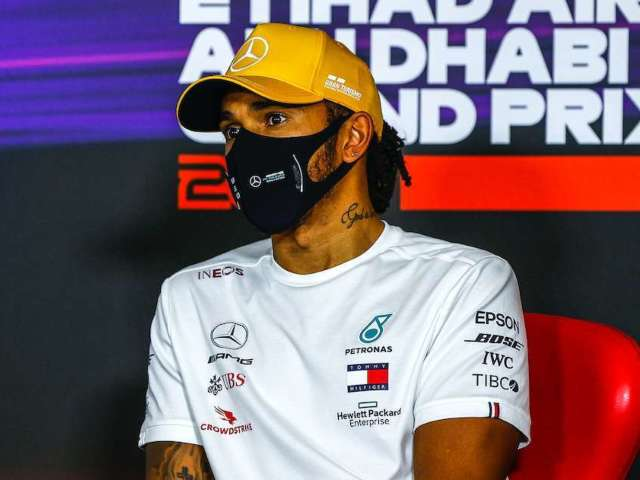 Lewis Hamilton Named BBC Sports Personality of the Year
