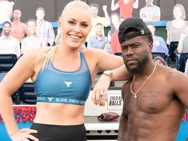 Lindsey Vonn Reveals She 'Hates' Cold Weather During Kevin Hart's 'Cold As Balls'