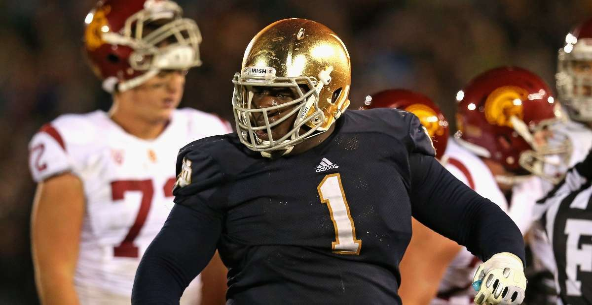 Louis Nix III, Former Notre Dame Lineman, Shot in Chest at Florida Gas Station