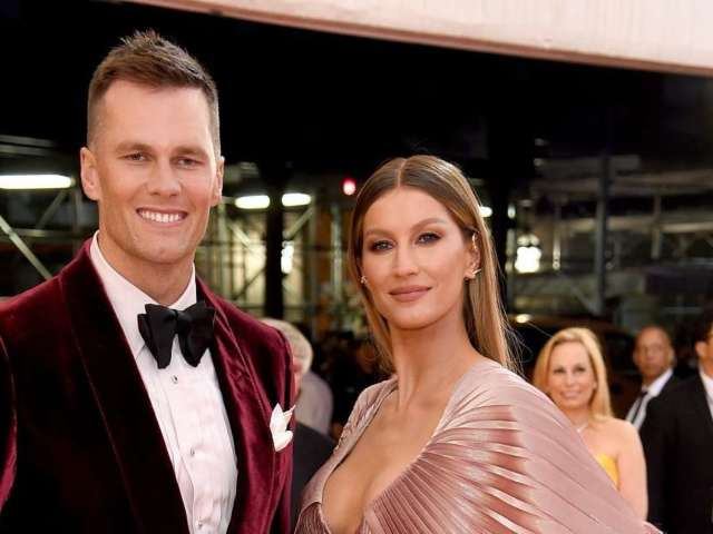 Man Arrested for Breaking Into Tom Brady and Gisele Bundchen's Mansion