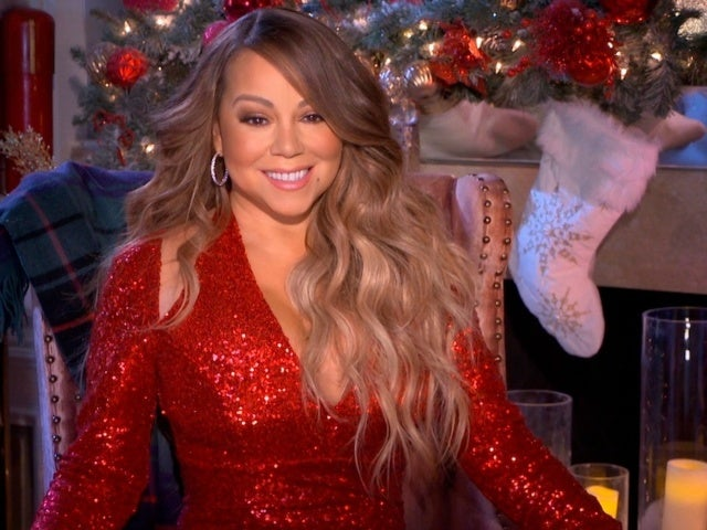 Watch: Mariah Carey Forgets 'Auld Lang Syne' Lyrics in New Year's Video