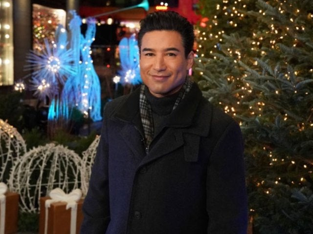 Mario Lopez Stars as Colonel Sanders in Steamy KFC Lifetime Movie
