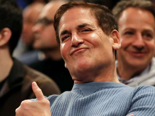 Mark Cuban's White House Christmas Party Comments Cause a Stir