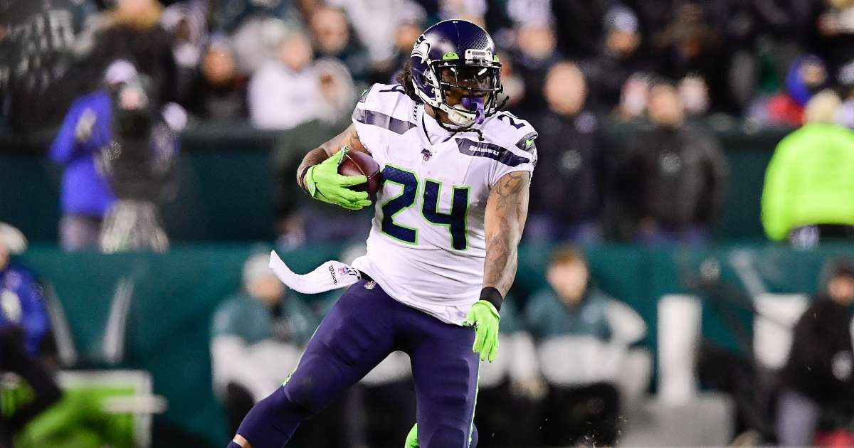 Marshawn Lynch open returning to NFL if situation is right