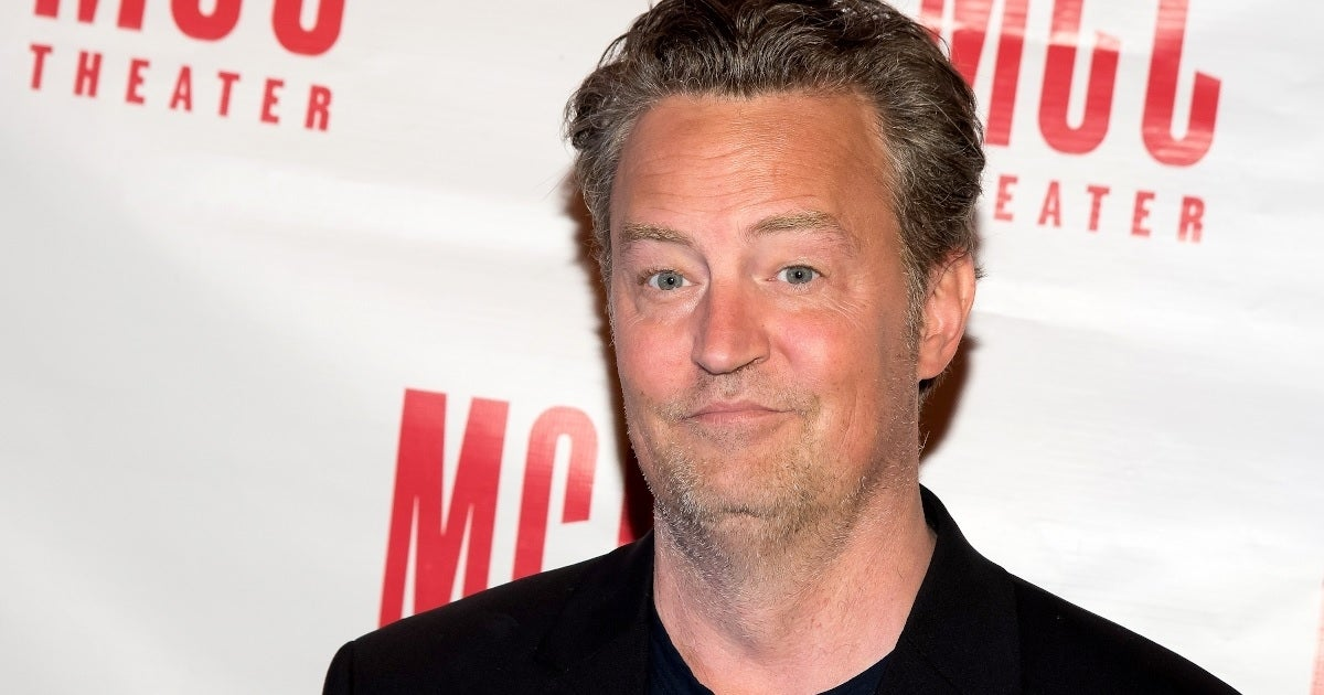 matthew perry getty images