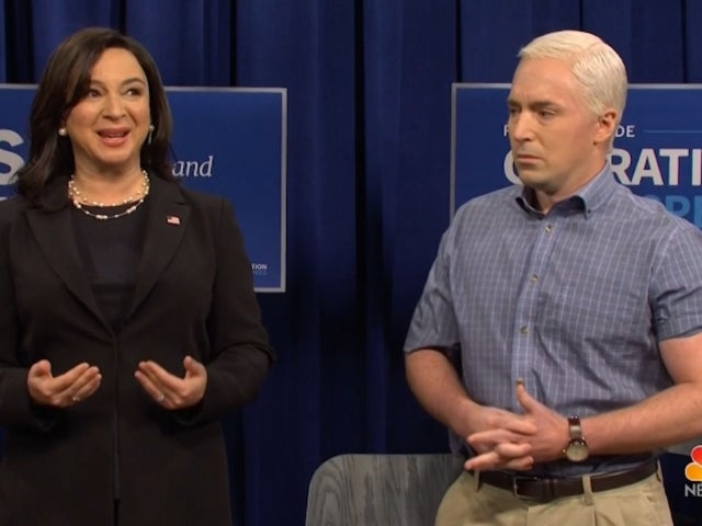 'SNL' Reveals Jim Carrey's Replacement for Joe Biden in Pence Vaccination Cold Open