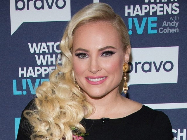 'The View' Host Meghan McCain Announces Her Return to Daytime Talk Show