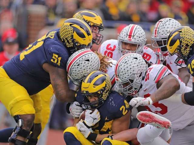 Michigan-Ohio State Game Cancelled Due to COVID-19 Concerns