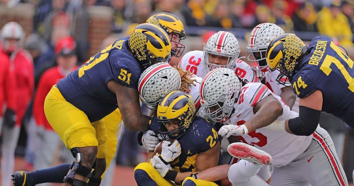 Michigan Ohio State game canceled COVID-19 concerns
