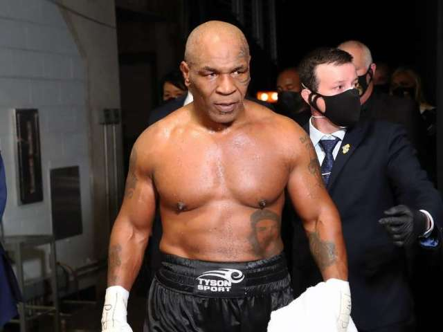 Mike Tyson: See the Boxing Legend's Best Snaps of 2020