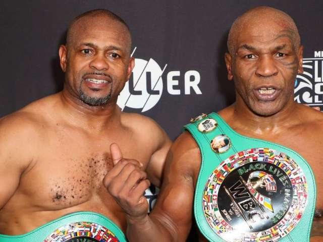 Mike Tyson Sends Message to Fans After Roy Jones Jr. Bout