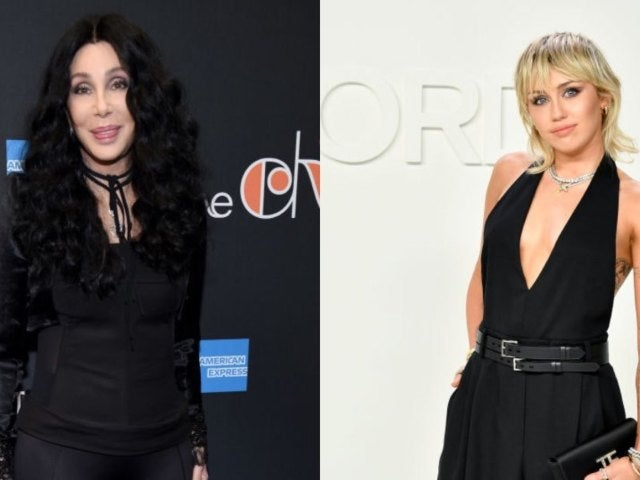 Miley Cyrus Believes Hate She Receives From 'Icons' Like Cher is a 'Compliment'